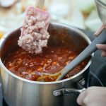 recette de chili cone carné traditionnel mexicain