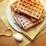 recette gaufre moelleuse et gonflée