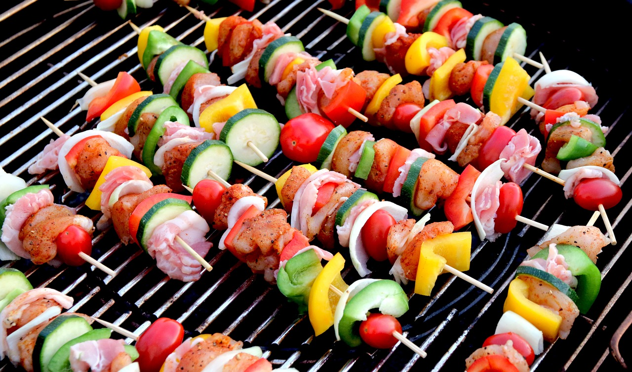 délice au barbecue
