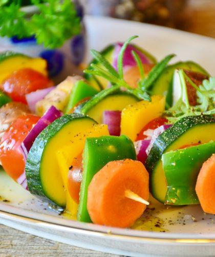 légumes à faire au barbecue